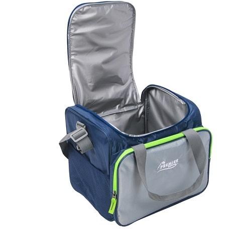 Изотремическая сумка Premier внутри