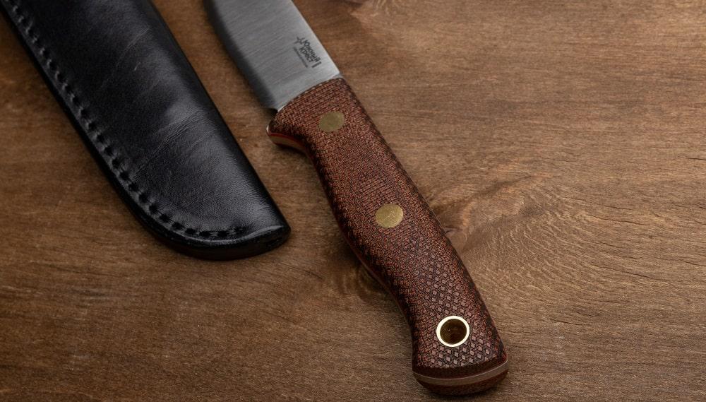 Фото охотничьего ножа «Карибу» длина