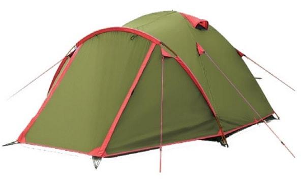 Палатка летняя Tramp Lite Camp 3