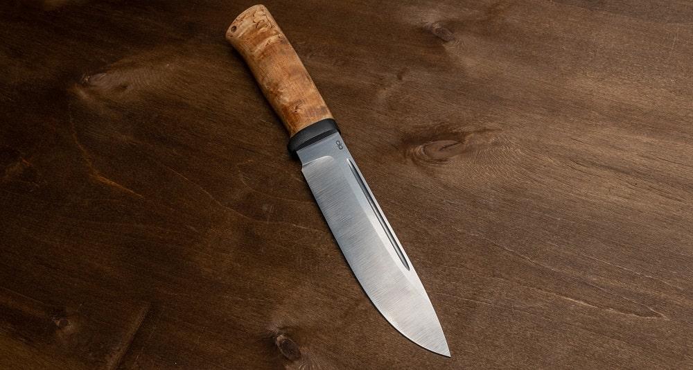 Фото охотничьего ножа «Таёжный» длина клинка