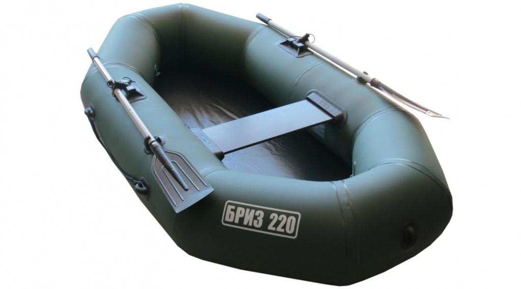 Лодка ПВХ Тонар Бриз 220