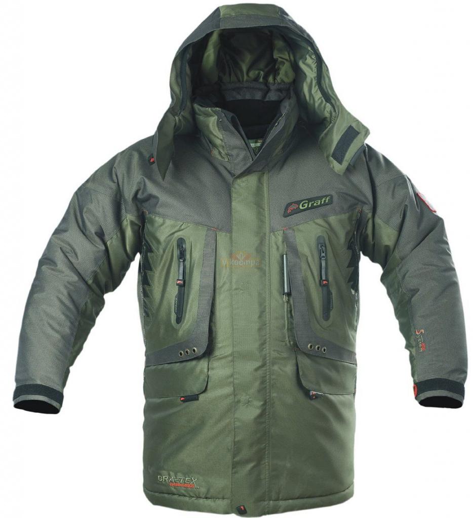 Как выбрать куртку для зимней рыбалки