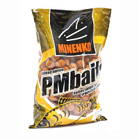 PMbaits BOILIES SOLUBLE TUTTI - FRUTTI 20 мм 1 кг