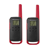 Радиостанция MOTOROLA TALKABOUT-T62 RED